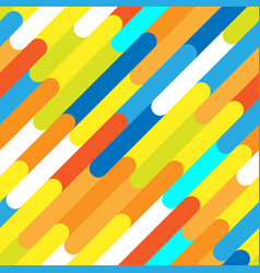 seamless pattern beautiful color lines stripe vector image