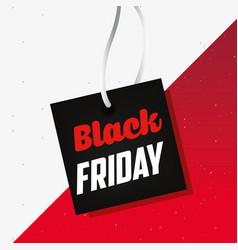 Black friday shopping sales vector