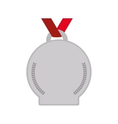 Medal icon winner concept graphic vector