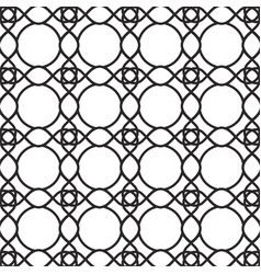 jewelry pattern diamond background - fashion gold vector image