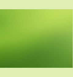 nature blurred boken green gradient background vector image