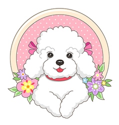 lapdog vector image