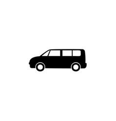 family car icon element of car type icon premium vector image