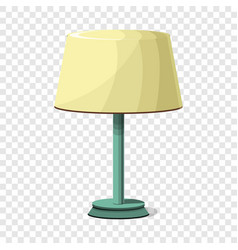 night lamp icon cartoon style vector image