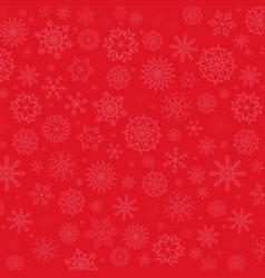 Winter festive red background elegant falling vector