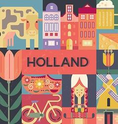 Holland Symbols vector