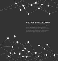 polygonal background5 vector image vector image
