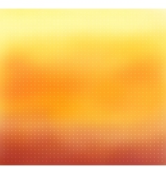 Yellow-orange color blurred background vector image
