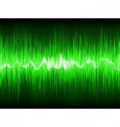 waveform vector image