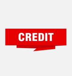 credit vector image