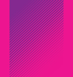 fading line pattern background vector image