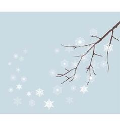 Snow winter vector