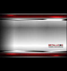 background metallic texture vector image vector image