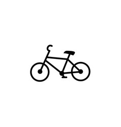 a bike icon element of car type icon premium vector image