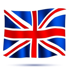 Union Jack vector image