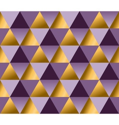 Violet color and gold metal texture background vector