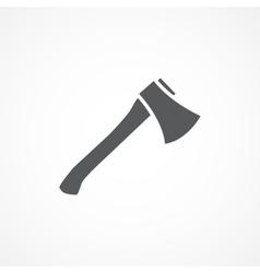 Axe icon vector image