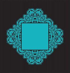 decorative background 0508 vector image