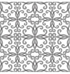 Black and white vintage ornamental seamless vector