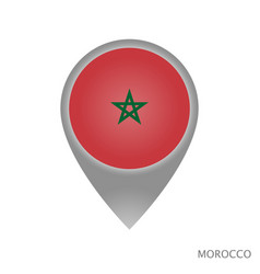 Morocco point vector