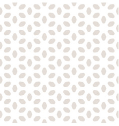 seamless floral pattern in pastel colors vector image