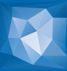 Blue fanstasy background vector