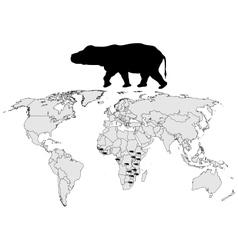 Hippo range vector