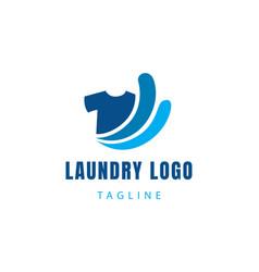 Laundry logo creative logo simple logo symbol logo vector