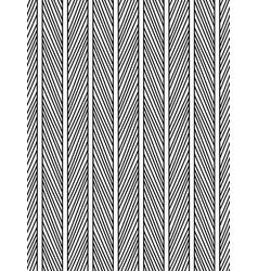 Seamless pattern of diagonal lines geometric vector