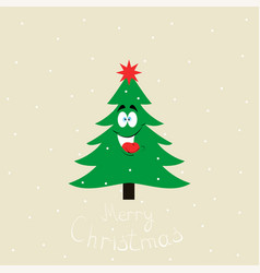 Christmaschristmas tree vector