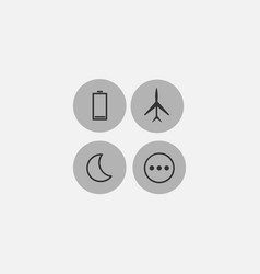Icon sign or symbol element 28 vector