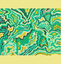 Aquamarine artic lime green inkscape suminagashi vector