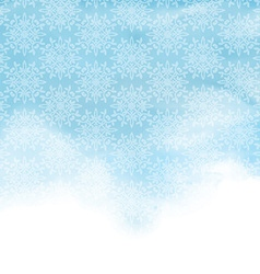 watercolor patterned background 2505 vector image