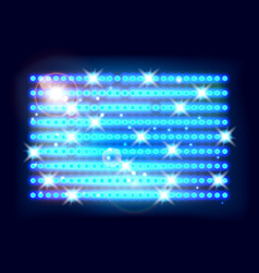 Abstract spotlight background vector image vector image