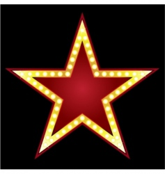 Big star vector