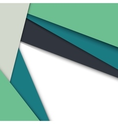 Colorful geometry shapes background vector