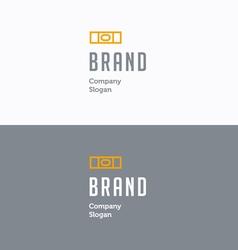 Brand logo 01 vector