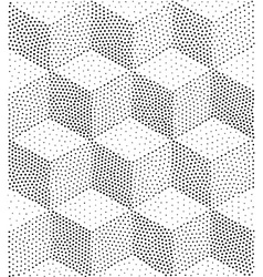 geometric seamless pattern Repeating abstract vector image