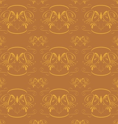 Seamless classical ornament vector