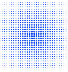 halftone dotted background pattern design - vector image vector image