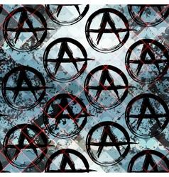 Signs anarchy vector