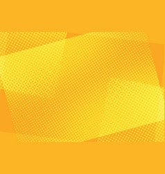 Some orange rectangles abstract retro background vector