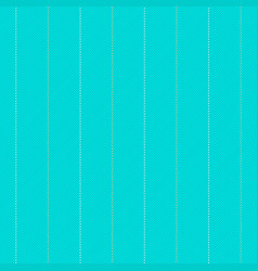 Turquoise color background seamless fabric texture vector