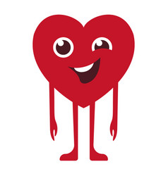 A healthy heart vector