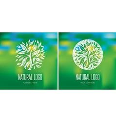 Natiral Logo 06 vector