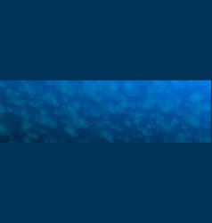 color blurred background for banner vector image