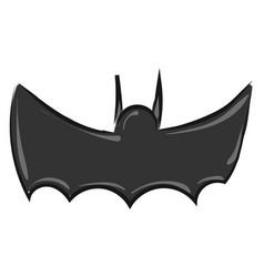 Image batman - symbol or color vector