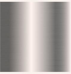 Realistic silver foil texture vector