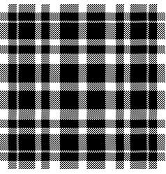 Pixel background design modern seamless pattern vector