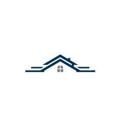 Rohouse real estate logo vector
